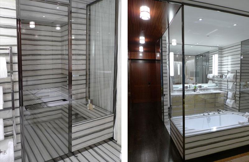 Lavorazioni acciaio inox - lavorazione metalli - struttura bagno