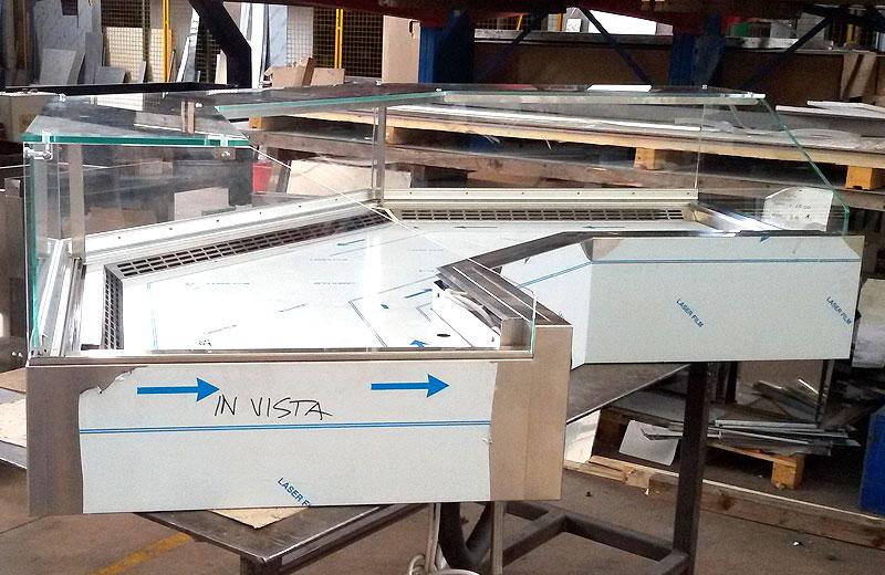 Lavorazione metalli - lavorazioni acciaio inox Treviso