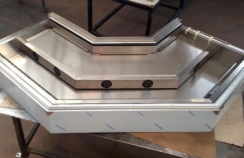 Lavorazioni metalliche - lavorazione acciaio inox Treviso - bar ristoranti