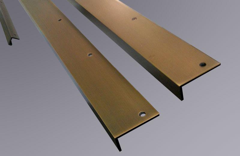 Lavorazione acciaio inox - lavorazione metalli Treviso - dettaglio
