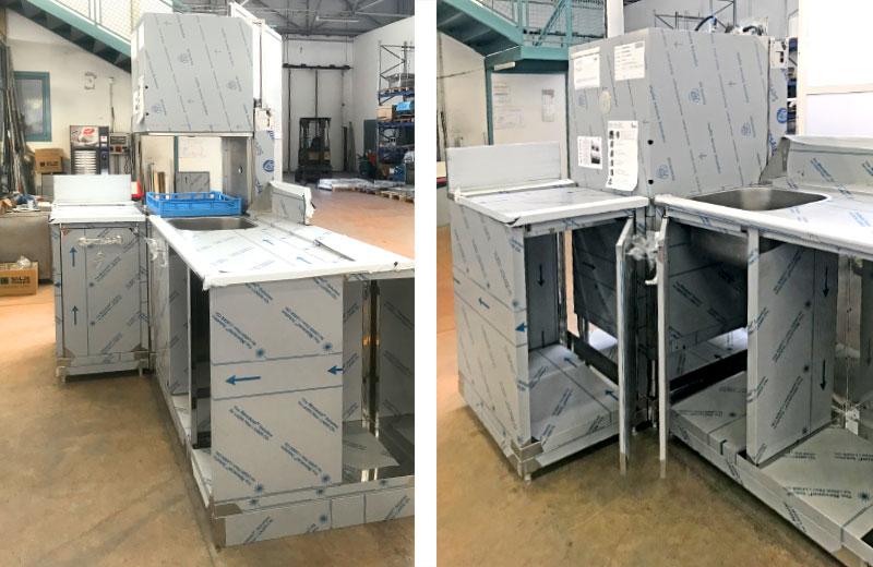 Lavorazioni acciaio inox - lavorazione metalli - mobile viste