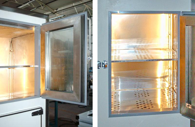 Lavorazioni metalliche - lavorazione acciaio inox Treviso - rivestimento armadio