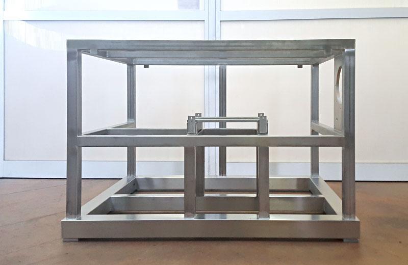 Lavorazioni acciaio inox - lavorazione metalli - componenti in acciaio inox