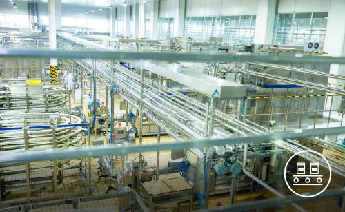 Lavorazione metalli - lavorazioni acciaio inox Treviso - grandi impianti