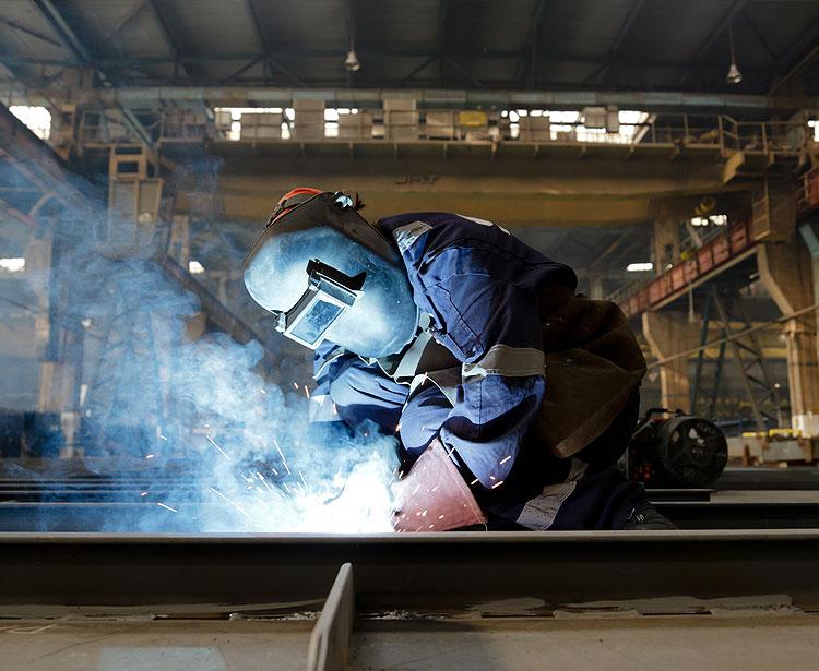 Lavorazione metalli - lavorazione acciaio inox Treviso - saldatura 3
