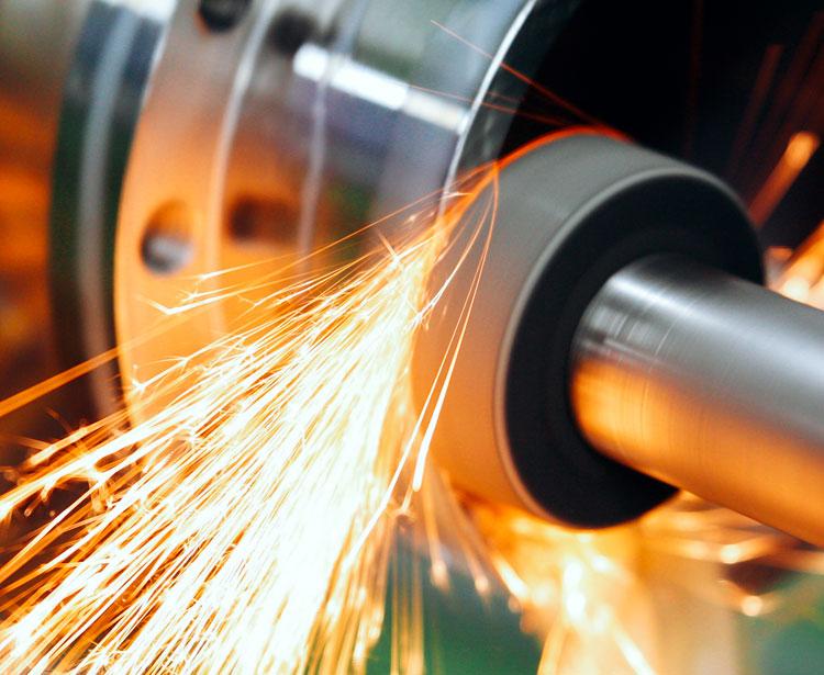 Lavorazioni metalliche - lavorazione acciaio inox Treviso - satinatura 2