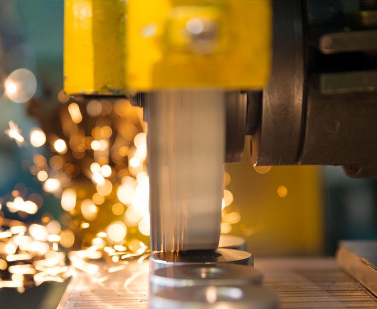 Lavorazioni acciaio inox - lavorazione metalli - satinatura 3