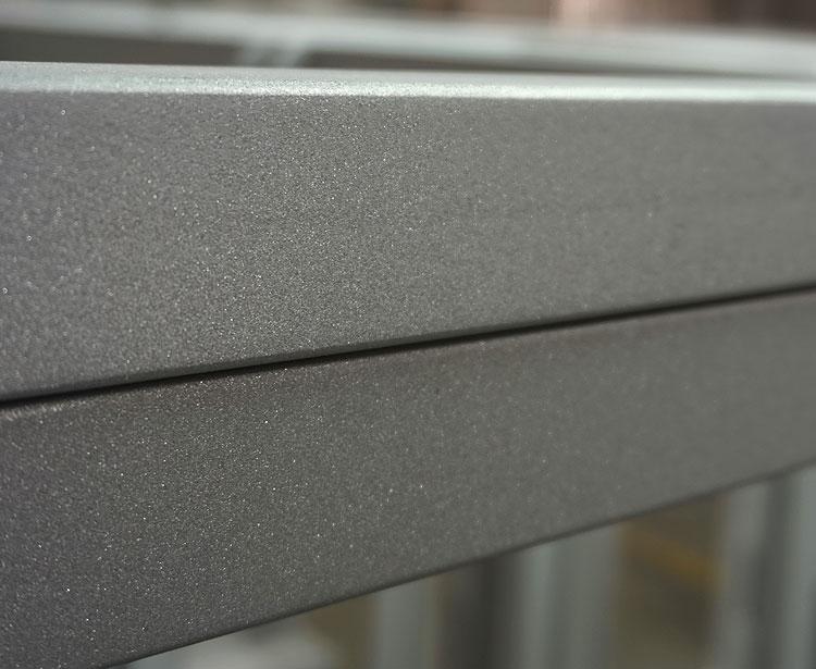 Lavorazione metalli - lavorazione acciaio inox Treviso - sabbiatura 2