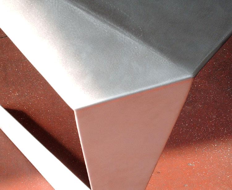 Lavorazioni acciaio inox - lavorazione metalli - piegatura 2